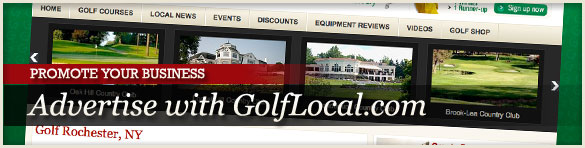 Advertise with GolfLocal.com