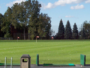 Big Oak Driving Range