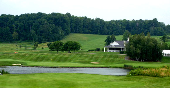Greystone Golf Club - 18th Hole